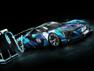 New FIA Electric GT Category